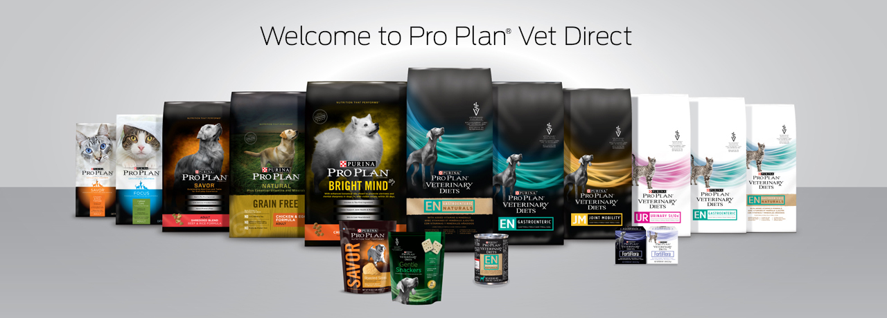 Pro Plan Vet Direct
